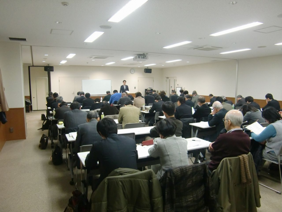 (一社)コスモス成年後見サポートセンター小田原支部の研修会にて家族信託のお話しをしました。